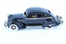 AWESOME TOM SEHLOFF CAST IRON CHRYSLER AIRFLOW VERY NICE