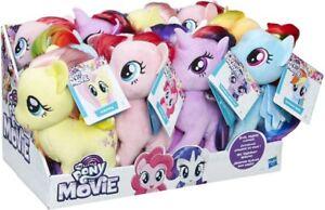 My Little Pony Cuddly Pony  Hair Plush  18cm Cuddly Ponies  Plush My Little Pony