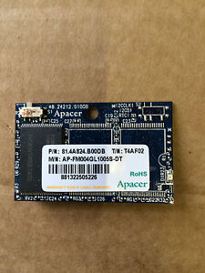 4GB FLASH MODULE FOR HP THIN CLIENT ( PULLED FROM HP THIN CLIENT )