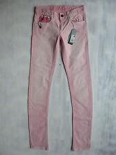 G-Star MIDGE ROVER SKINNY COJ WMN Jeans Hose alt-rosa XS-S 34 36 W27/L32 L34 NEU