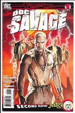 DC Comics - Firstwave: Doc Savage #1 June 2010