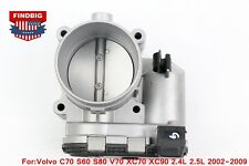 Genuine OEM Throttle Body 30711554 for Volvo C70 S60 S80 V70 XC70 XC90 2.4L 2.5L