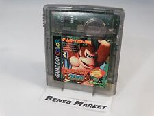 DONKEY KONG 2001 COUNTRY DK NINTENDO GAME BOY COLOR GBC e ADVANCE GBA JP JPN JAP