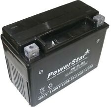 PowerStar®YTX15L-BS Maintenance Free Motorcycle Battery 12V 13Ah 230CCA
