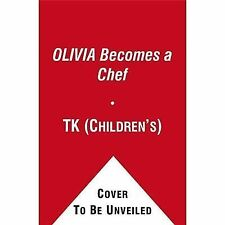 OLIVIA Cooks Up a Surprise (Olivia TV Tie-in), , 1442413840, Book, Acceptable