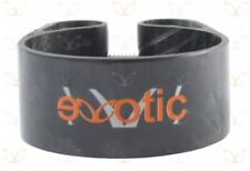 eXotic Full Carbon Offset Seat Post Clamp 31.8 mm Light