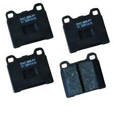 Disc Brake Pad Set-Stop Ceramic Brake Pad Rear,Front Bendix SBC31
