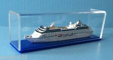 1:1250 scale Oceania INSIGNIA cruise ship MODEL waterline ocean liner, Scherbak