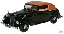 ASH004 Oxford Diecast 1:43 Scale Armstrong Siddeley Hurricane Closed Black