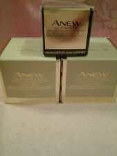 AVON ANEW ULTIMATE GOLD (7s  IS Discontinued) TWO Day Creams SPF25 AND Eye Cream
