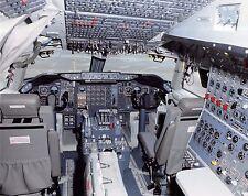 Boeing 747 Union de Transports Aériens UTA Airplane Cockpit Control Cabin