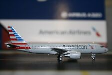 American Airlines A320 Diecast Model Aircraft 1/400 Scale Gemini Jets