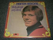 Heintje Simons~Ich Denk an Dich~1973 Polydor Records 2310 311~IMPORT