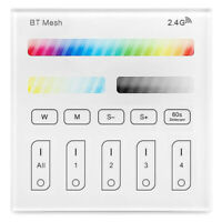 Bluetooth 2.4G-Gruppe Touch-Panel-RGB-Controller 86 Panel-Touch-Group-LED-C T4V8
