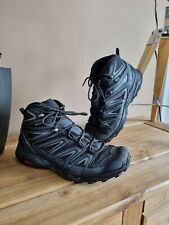 Salomon Mens X Ultra Mid Boots Size Uk 9.5 Black/ink