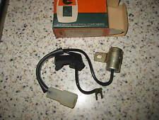 MAZDA 616 618 CAPELLA & 626 & 929 LUCE & 808 818 1000 1300 (1977-82) - CONDENSOR