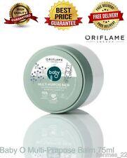 ORIFLAME Baby O Multi-Purpose Balm Kids Nourishing & Protecting Balm 75ml Age 0+