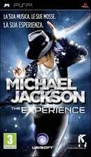 Michael Jackson - Il Videogioco PSP NUOVO ITA