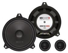 MB quart qm-165 e46 BMW 2 voies composants système de 16,5 CM haut-parleur 165 MM