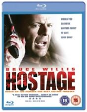 Hostage (Bruce Willis Kevin Pollak Jimmy Bennett) New Region B Blu-ray