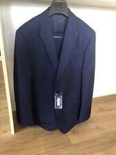 """2pcs Men's Suit Wool Slim Fit 40R Jacket and 32"""" Waist pants (unhemmed)"""