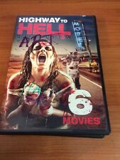 Highway to Hell Collection (DVD) 6 movies, 2 discs, over 8 hours...107