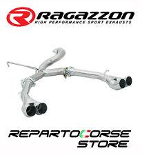 RAGAZZON SCARICO SDOPPIATO DTM ALFA GTV 916 SPIDER 2.0 V6 TURBO 148kW 201CV 95->