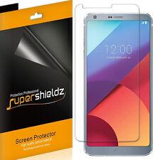 6X Supershieldz Anti Glare (Matte) Screen Protector For LG G6