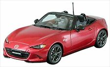 Mark43 1/43 Mazda Roadster Rs (Nd5Rc) Soul Red Premium Metallic Pm4346Rr