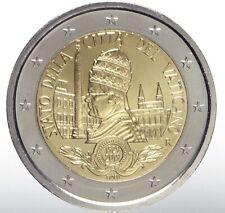 Vaticaan 2 euro 2019 Oprichting Vatican City BU blister UNC coincard