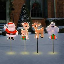 Christmas Lawn Decorations.Christmas Yard Decorations Products For Sale Ebay