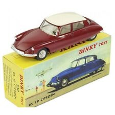 CITROEN DS19 1957 1:43 Dinky toys Atlas Diecast coche a escala CITRÖEN