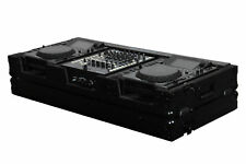 "Odyssey FZ12CDJWBL - 12"" Format DJ Mixer and 2 Large Format Player All Black Rol"