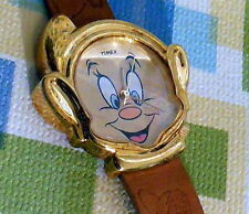 SNOW WHITE Timex Disney Dopey Quartz Watch
