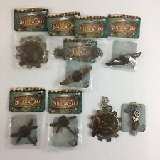 Steampunk Lot; Gears, Ring, Dragonfly, Propeller By Steamworks Elope