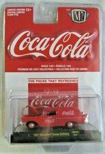 M2 MACHINES - COCA COLA - 1957 CHEVROLET SEDAN DELIVERY - RW02 18-11