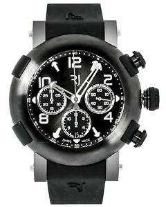 Romain Jerome Arraw Marine Ceramic Chronograph Automatic Men's Watch 1M45C.CCCR.