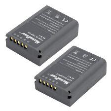 Refuelergy 2-Pack BATTERIES for OLYMPUS BLN-1 OM-D E-M5 PEN E-P5 1020mAh