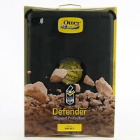 New Otterbox Defender Series Case for Apple iPad Air 2 Black