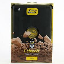 New Otterbox Defender Series Case for Apple iPad Air 2 - Black
