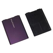 Cover Posteriore Batteria Per Sony Ericsson W380 W380i Viola