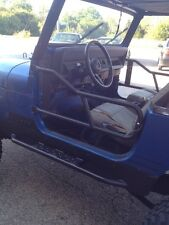 1987-2006 jeep  Wrangler TJ YJ Doors,A PAIR Tubular Door