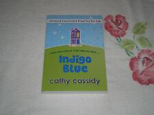 INDIGO BLUE by CATHY CASSIDY       -ARC-  +JA+
