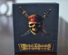 Pirates Of The Caribbean: Soundtrack Treasures Collection [4 CD + DVD] GOOD