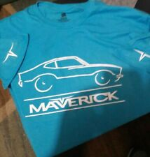 Vintage Maverick Ford Car T-Shirt