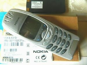 Nokia 6310I 6310 Neuf Original Ovp Bluetooth Mercedes-Benz BMW Audi