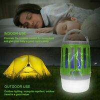 Electric Fly Bug Zapper Mosquito Insect Killer LED Light Trap Fly Pest Lamp UV