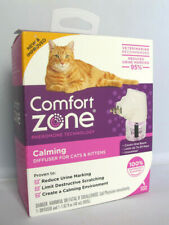 Comfort Zone Pheromone Cat & Kittens Calming Diffuser Kit