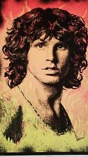 Jim Morrison #948 Black Light Velvet One Stop Poster The Doors ©1981 23x35 Funky