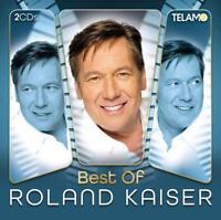 ROLAND KAISER - BEST OF  2 CD NEW+